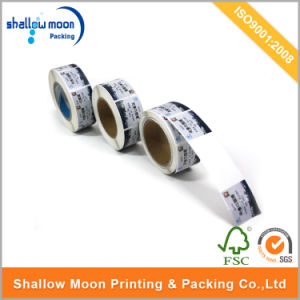 Customized Full Color Printing Vinyl Sticker (QYCI15143) pictures & photos