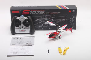 Hot Shatterproof Ultralight RC Drone Helicopter Toys pictures & photos