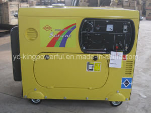 5gf-Lde Gasoline Silence Generating Set Good Quality pictures & photos