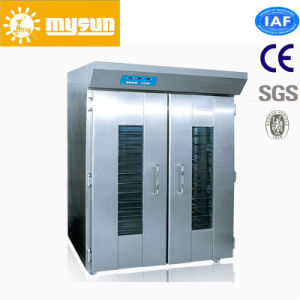 32-Tray 2- Door Luxury Automatic Bread Dough Proofer for Bakery pictures & photos