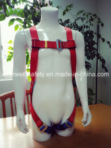 Full Body Harness with One-Point Fixed Mode (EW0311H) pictures & photos