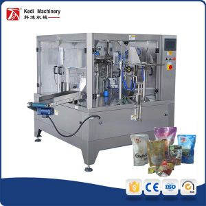 Detergent Liquid Packaging Machine with Stand-up Pouch pictures & photos