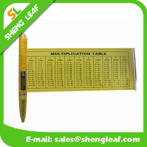 Logo Printed on The Banner Custom Pens (SLF-LG039) pictures & photos