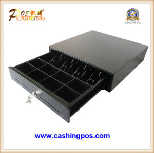 Cash Drawer Removable Whole Insert Ball Bearing Roller and Cash Register
