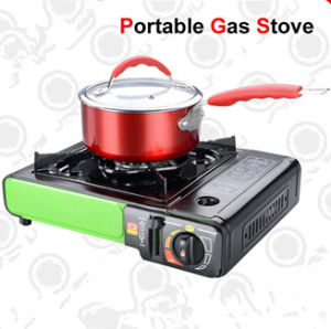 Single Aluminium Burner Outdoor Portable Camping Gas Stove