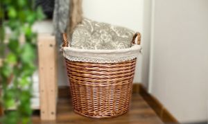 Handmade Wicker Storage Basket with Eco-Friendly (BC-ST1019) pictures & photos