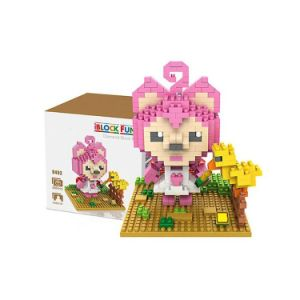 6739492-Female Fox Diamond Building Block 380PCS Educational Toy pictures & photos