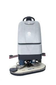 Dual-Brush Floor Scrubber Dryer pictures & photos