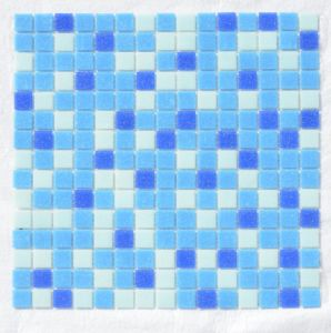 Glass Mosaik Blue Mosaique De Verre Mosaic Tile pictures & photos