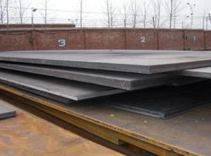 Shipbuilding and Offshore Platforms Steel Plate (DH40) pictures & photos