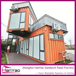 Prefab Container House for Vacation and Office pictures & photos
