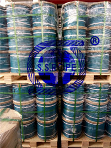 Stainless Steel Wire Rope 7X19-4mm pictures & photos