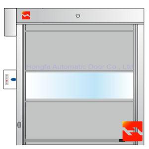 American Standard Fire Rated Roller Shutter Door (HF-06) pictures & photos