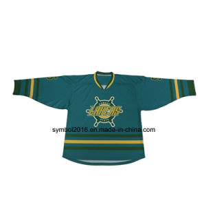 Custom Sublimation Ice Hockey Jersey for Hockey Sporting