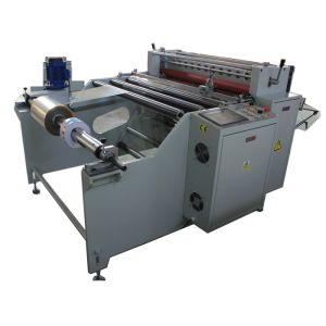 Sheet Sleeve Cutting Machine Roll to Sheet pictures & photos