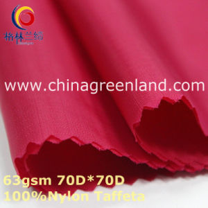Dyeing Nylon Plaid Fabric for Blouse Garment (GLLML354) pictures & photos