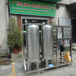 Reverse Osmosis Water Purification System /RO Plant Water Purifier (KYRO-1500) pictures & photos