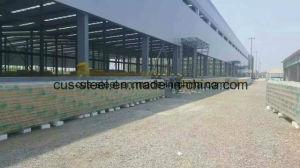 Large Span Steel Structure Prefabricated Warehouse Workshop Hangar Buildings pictures & photos