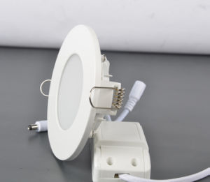 Signcomplex Slim LED Downlight Cutout 110mm 4 Inch 8W Aluminum Ceiling Lamp pictures & photos