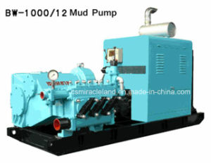 High Pressure Triplex Mud Pump (BW-1000/12) pictures & photos