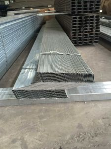 Galvanized Z Section Purlin for Prefab Hosue pictures & photos