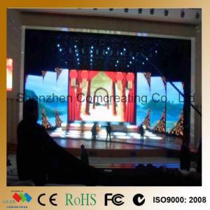 500X1000 Stage Video Wall P4.81 Indoor Rental LED Display Panel