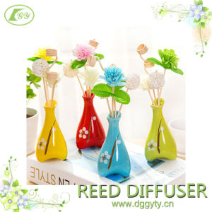 China Porcelain Reed Diffuser Gift Set Home Deco Air Fresh Gift pictures & photos