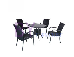 Popular Rattan Furniture with SGS Certification pictures & photos
