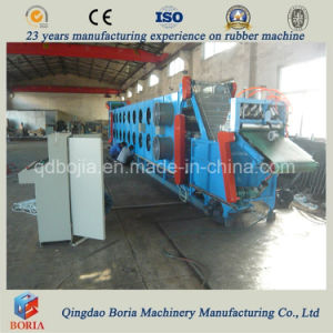 Qingdao Bojia Rubber Cooler Batch off Cooler Machine pictures & photos