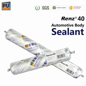 High Quality (PU) Polyurethane Sealant for Sheet and Car Body (white, black) pictures & photos