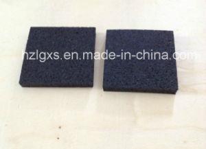 Black SBR Recyle Granules Shock-Resistant Rubber Tiles pictures & photos