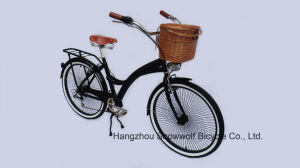 Alloy 7 Speed 140PCS Spoke City Bike Lady Bicycle (AYS-2658S) pictures & photos