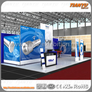 Tian Yu Hot Sale Expo Booth Trad Show Booth Design pictures & photos