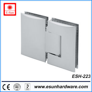 Hot Designs 6mm Glass Door Hinge (ESH-223) pictures & photos