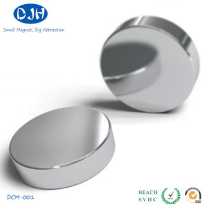 Strong Magnet Neodymium Magnet Coin Shaped pictures & photos