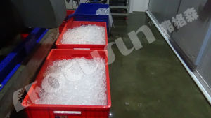 Focusun High Quality 15tpd Tube Ice Making Machine pictures & photos