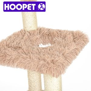 Stylish Plush Cat Furniture Indoor and Wholesale Cat Scratcher pictures & photos