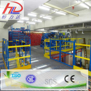 Steel Rack Heavy Duty Shelving Mezzanine Rack pictures & photos