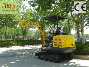 Made in China Hydraulic Small Excavator (SQ8022) with Ce pictures & photos