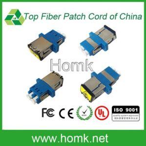 LC-Sc Fiber Optic Adapter Shutter Door pictures & photos