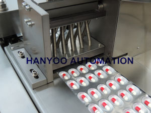 Dpp-150e Softgel Blister Packaging Machine pictures & photos