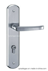 (KTG-8509-019) 85 Series Satin Finish Stainless Steel Plate Handle pictures & photos