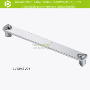 Factory Supply Crystal Glass Handle for Furniture Drawer Pull Handles pictures & photos