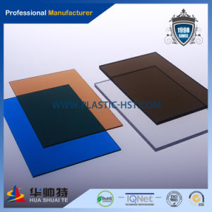 Strong PC Polycarbonate Solid Sheet pictures & photos