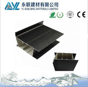 Yl Power Coating Hot Sales Aluminum Profile for Sliding Door pictures & photos