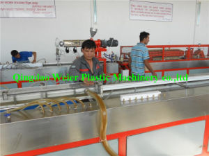 UPVC Door & Window Profile Manufacturing Line pictures & photos