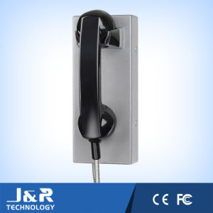 Vandal Resistant Intercom, Handset Prison Telephone with High Quality pictures & photos