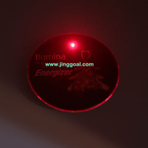 Flashing LED Badge pictures & photos
