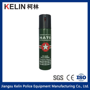 Safety Products 110ml Nato Tear Spray for Self Defense pictures & photos
