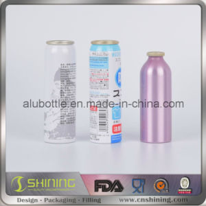 Wholesale Refillable Aluminum Aerosol Can for Perfume pictures & photos